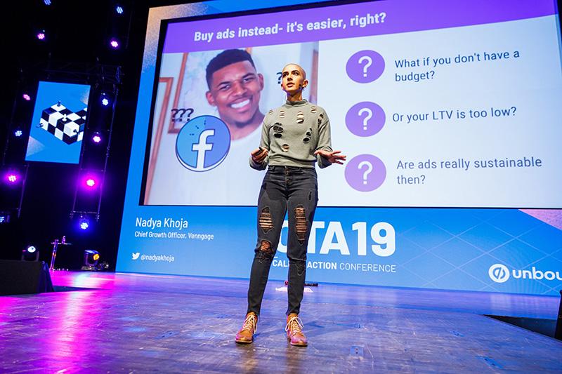 Nadya Unbounce Presentation Example