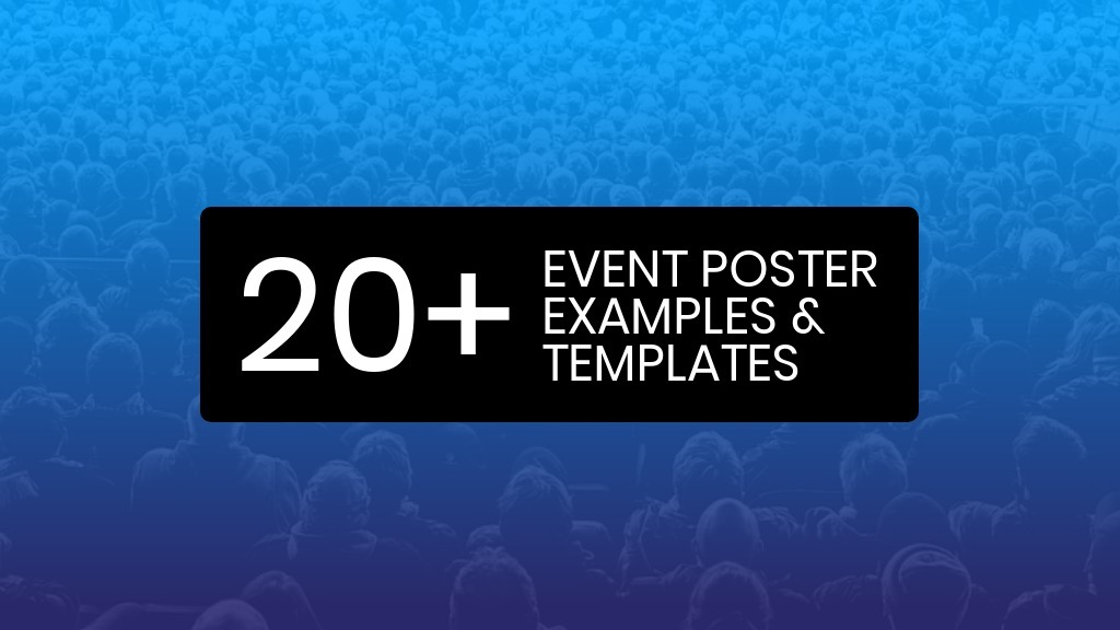 20+ Attention-Grabbing Event Poster Templates