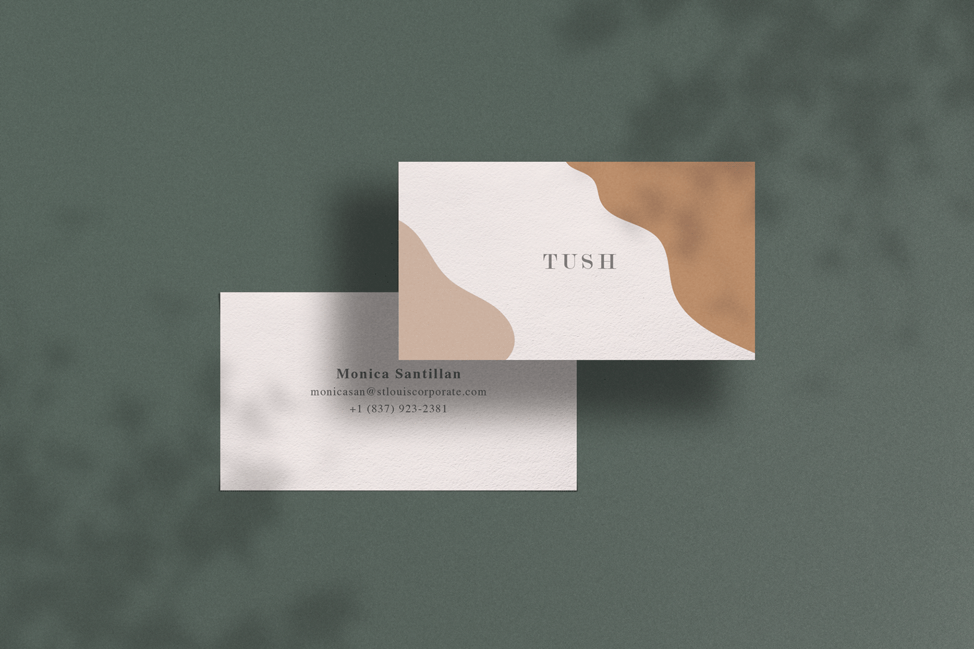 Business Card Examples Neutral