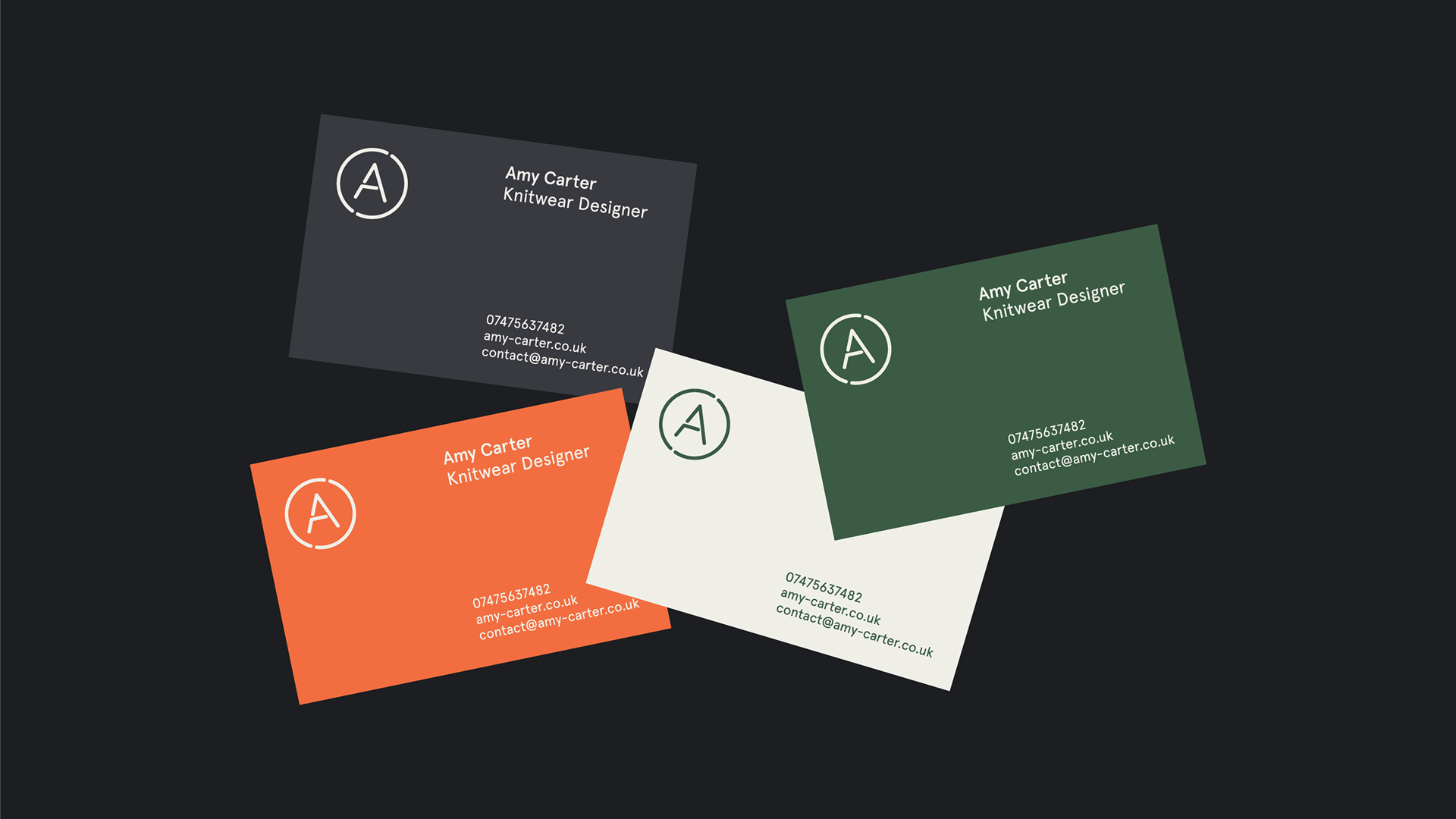 4+ of the Best Business Card Examples - Venngage