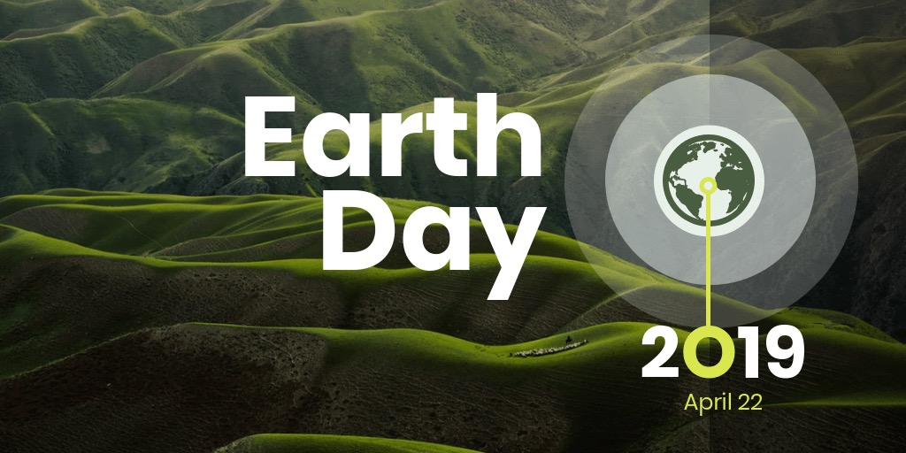 Earth Day Poster Design Template
