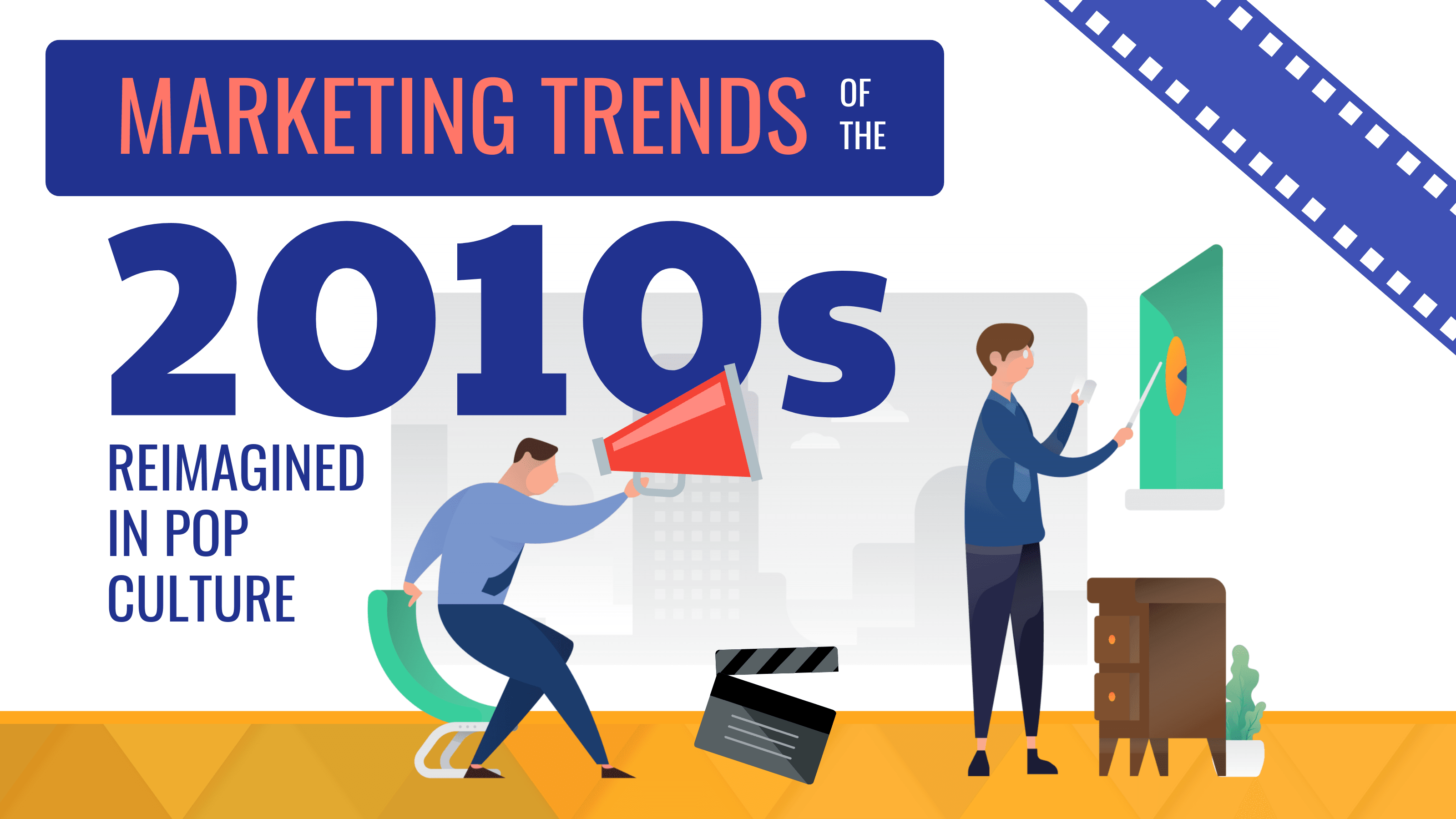 Marketing trends of the 2010s evolution of marketing