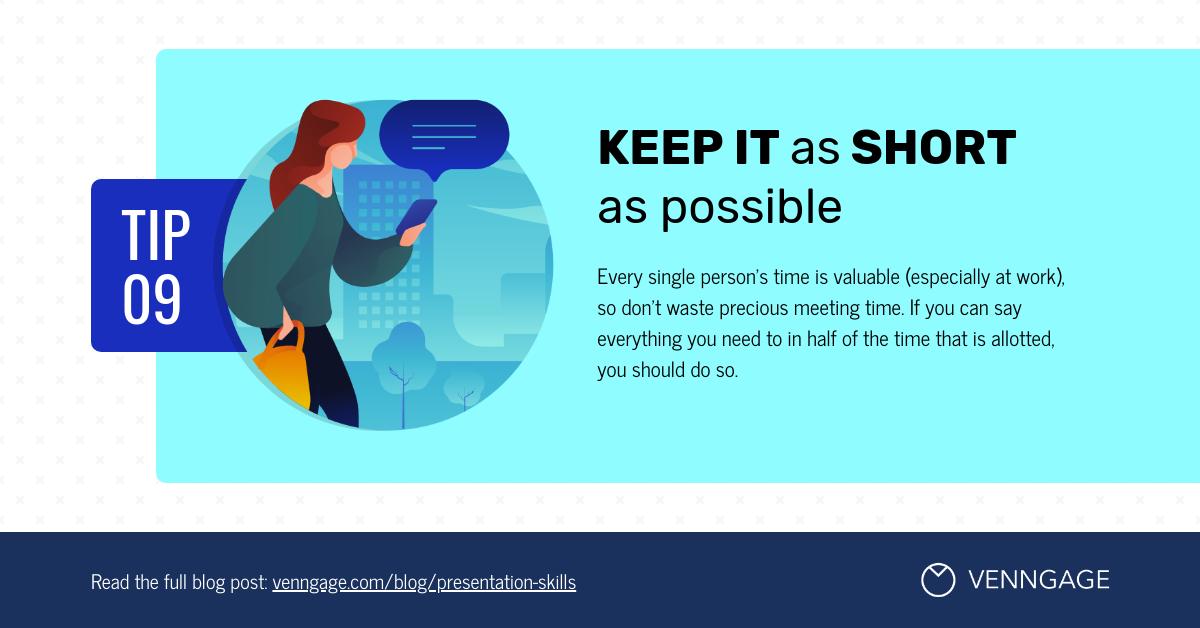 Presentation Skills Tip 9