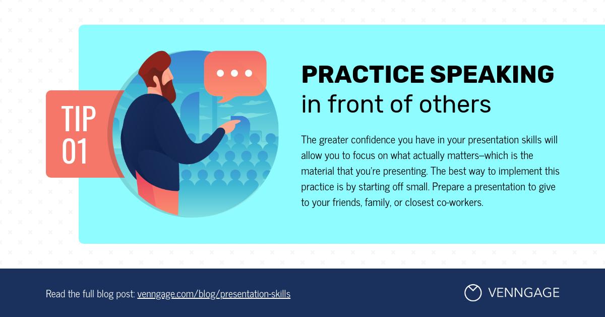 Presentation Skills Tip 1