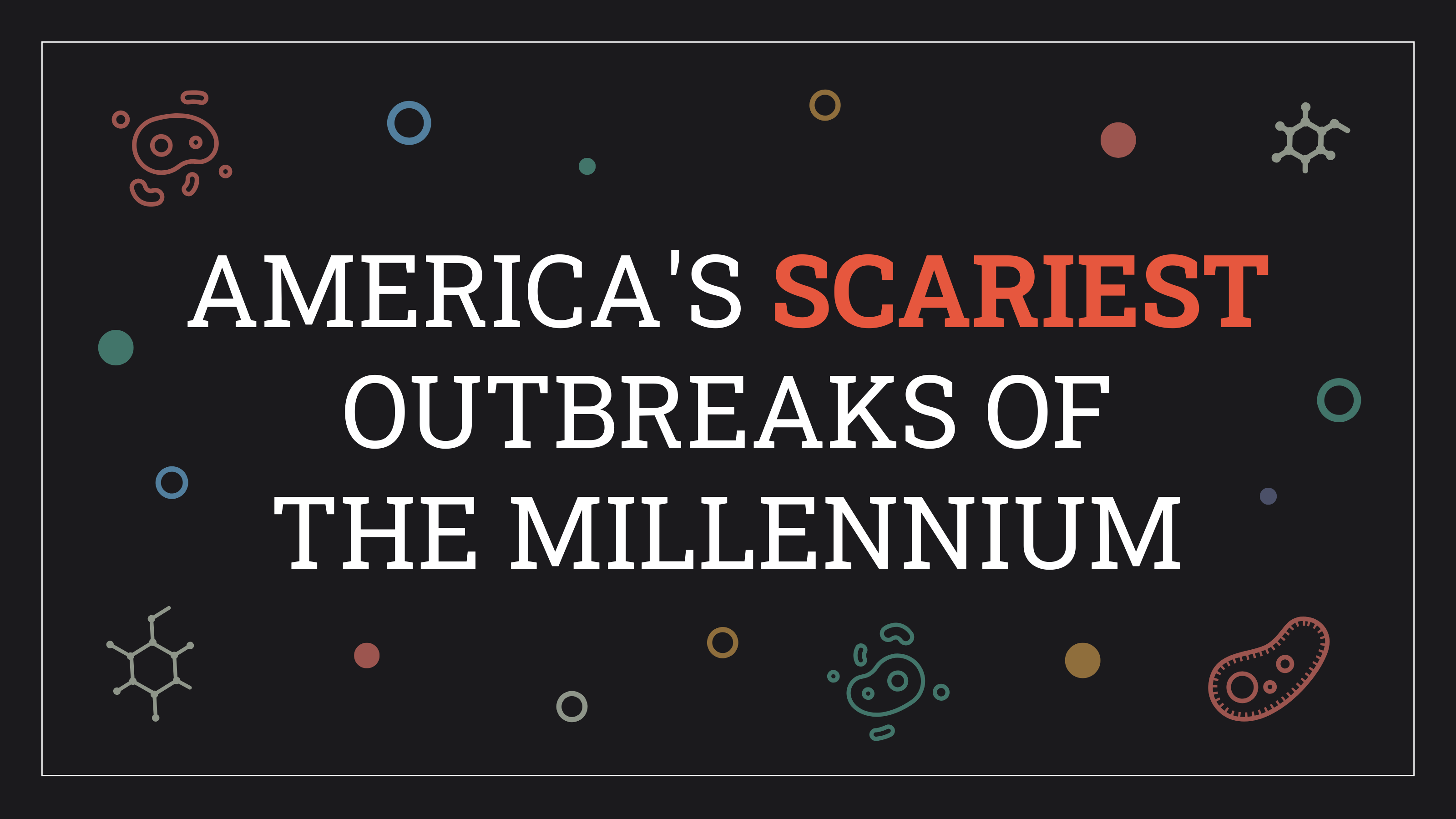America Disease Outbreaks Infographic Header