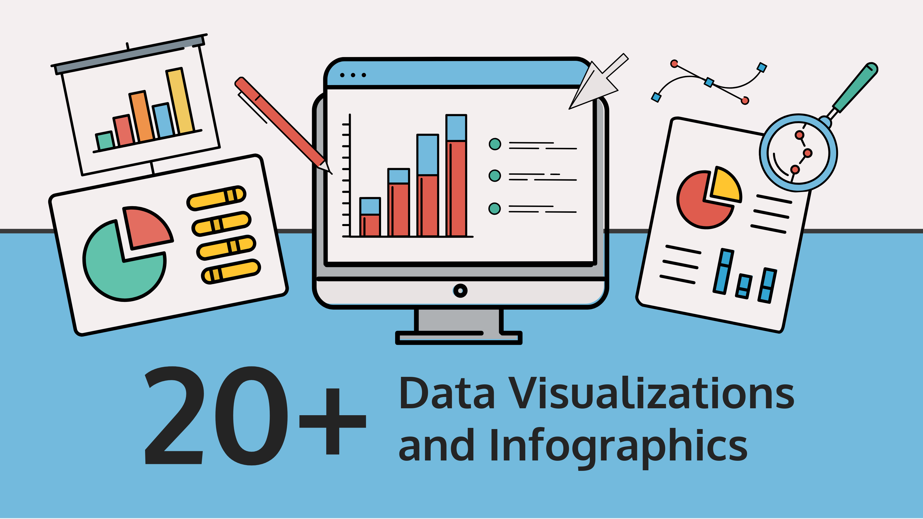 data visualization infographic
