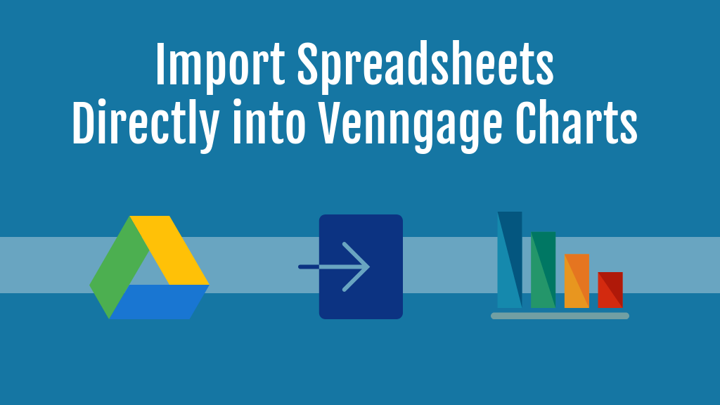 Import Spreadsheets into Venngage Charts Header