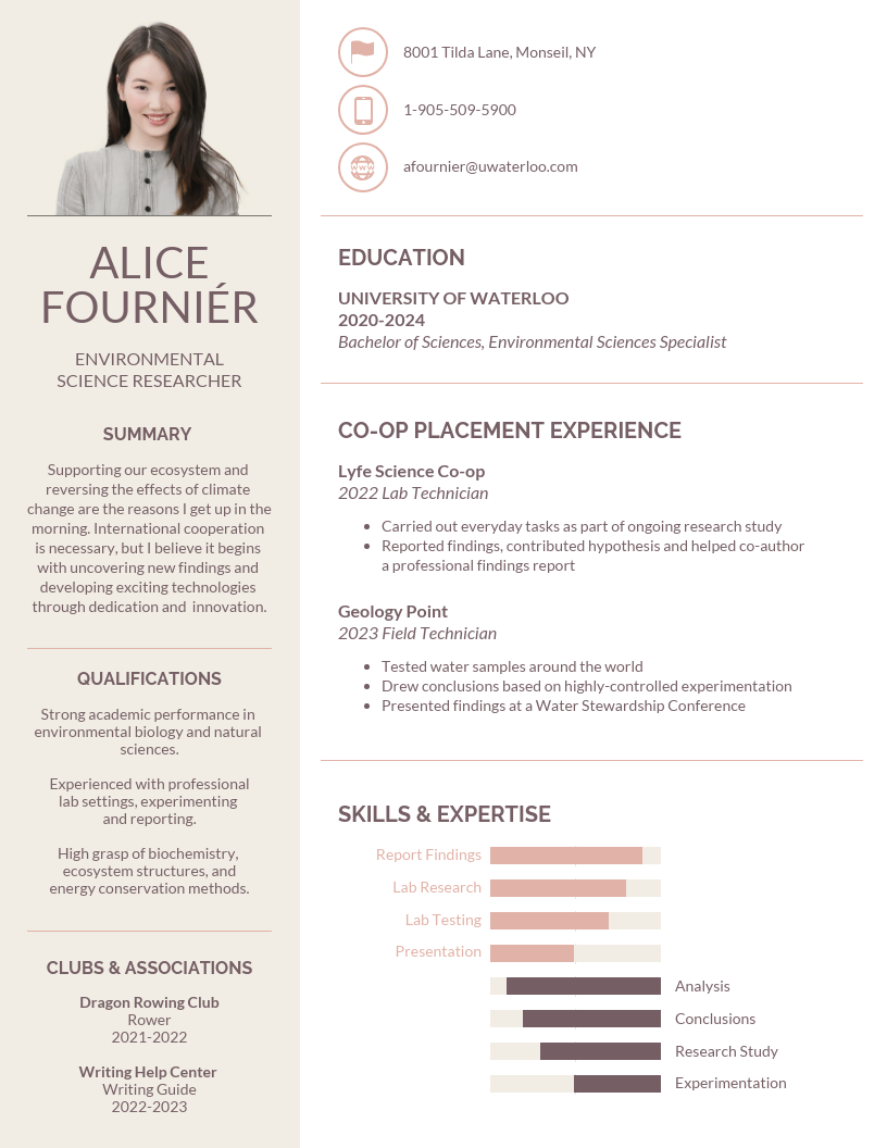 20 Expert Resume Design Ideas From A Hiring Manager