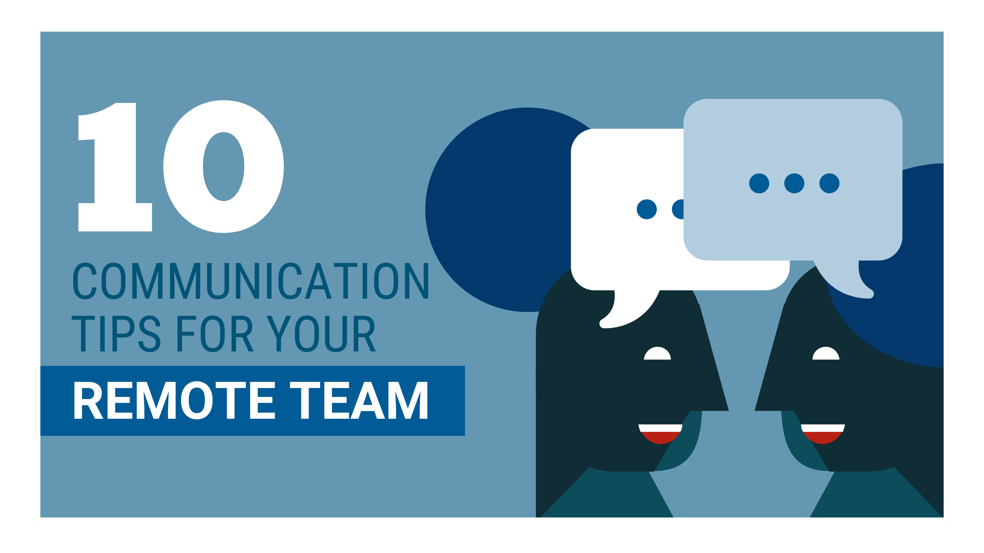 10 tips for effetive communication with remote teams header