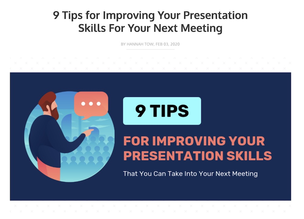 LinkedIn Presentation Templates 19