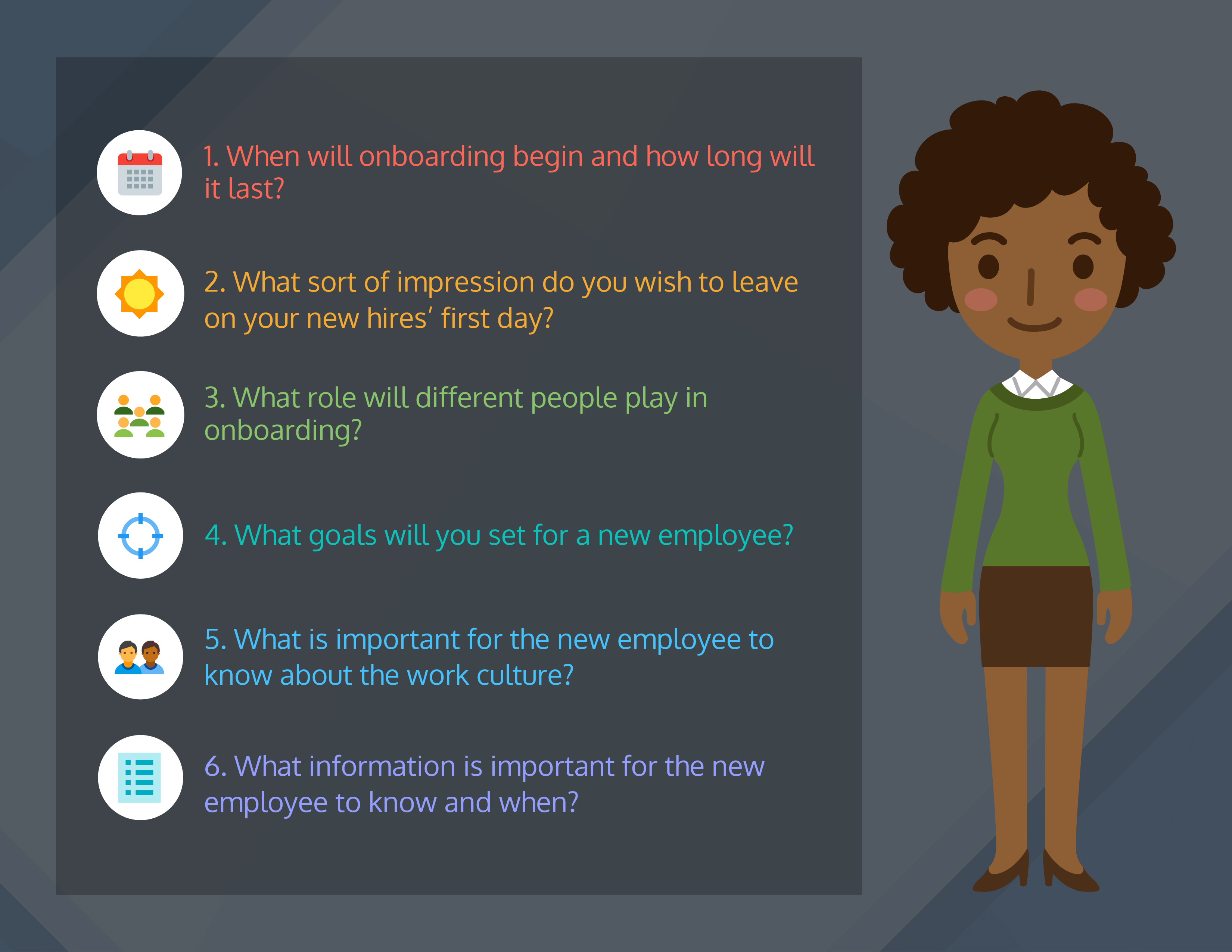 onboarding process 6 tips