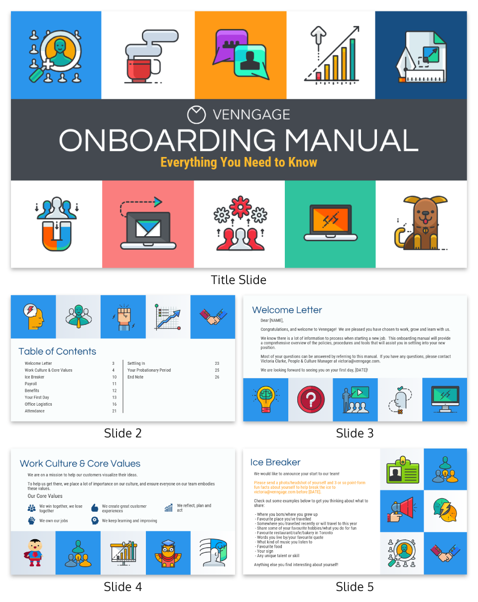 onboarding process manual