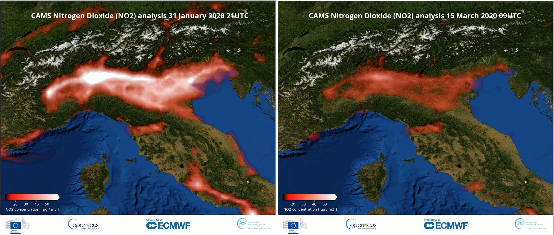 Coronavirus Impact on Environment