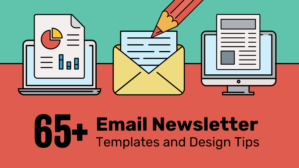 Email Newsletter Templates Blog Header