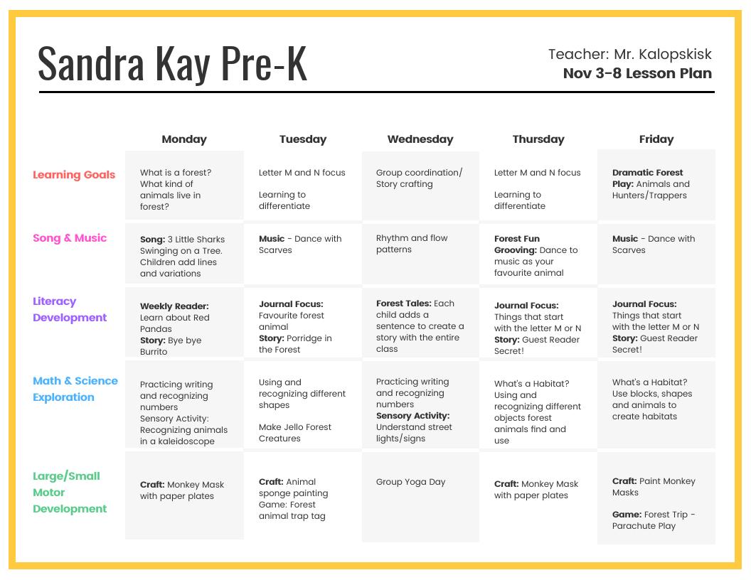 Preschool Weekly Lesson Plan Template from venngage-wordpress.s3.amazonaws.com