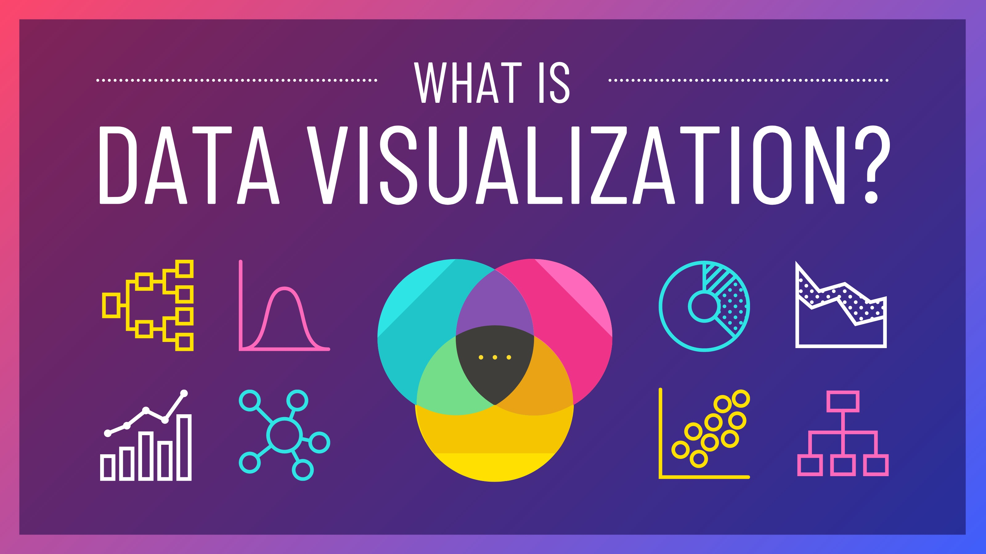 What is Data Visualization Blog Header