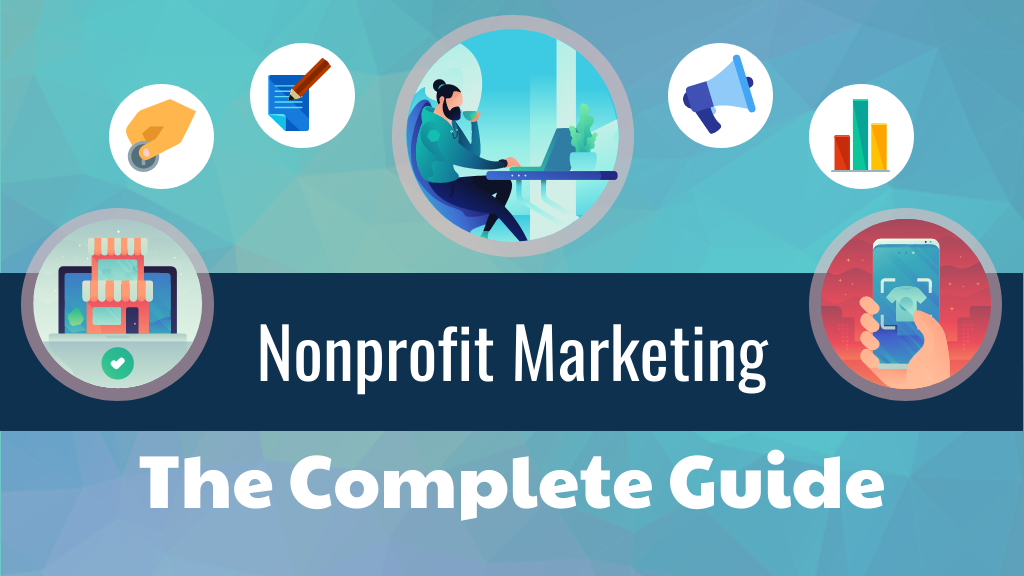 Nonprofit Marketing Blog Header