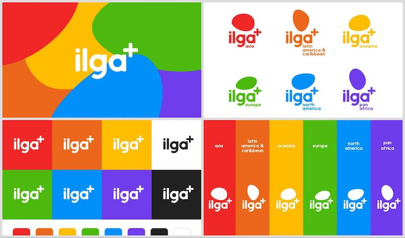 Colorful Brand Guidelines Examples