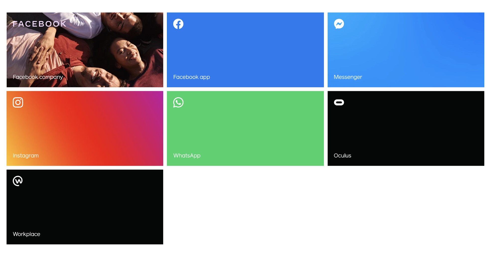Facebook Brand Guidelines Example