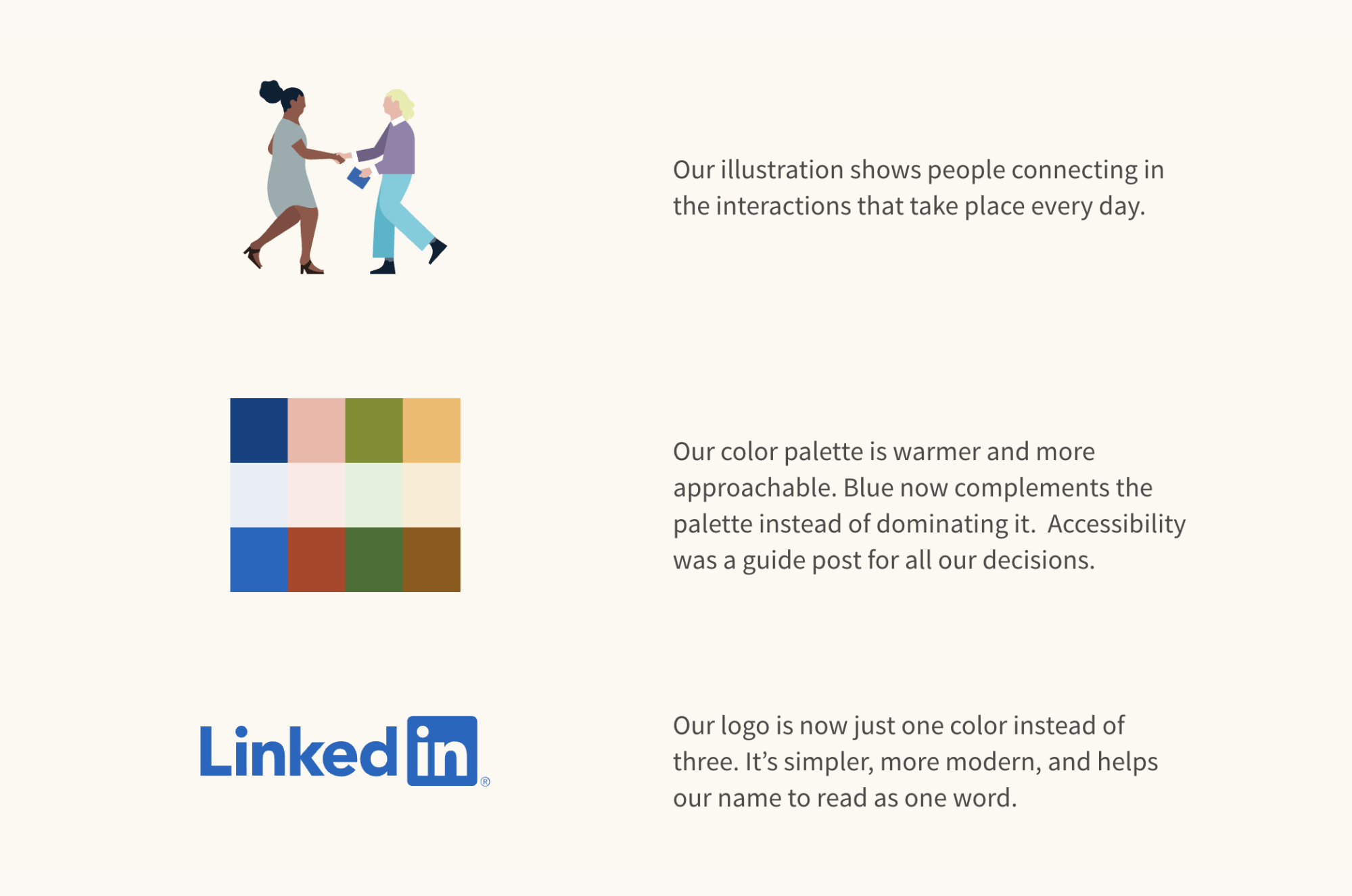 LinkedIn Brand Guidelines Example