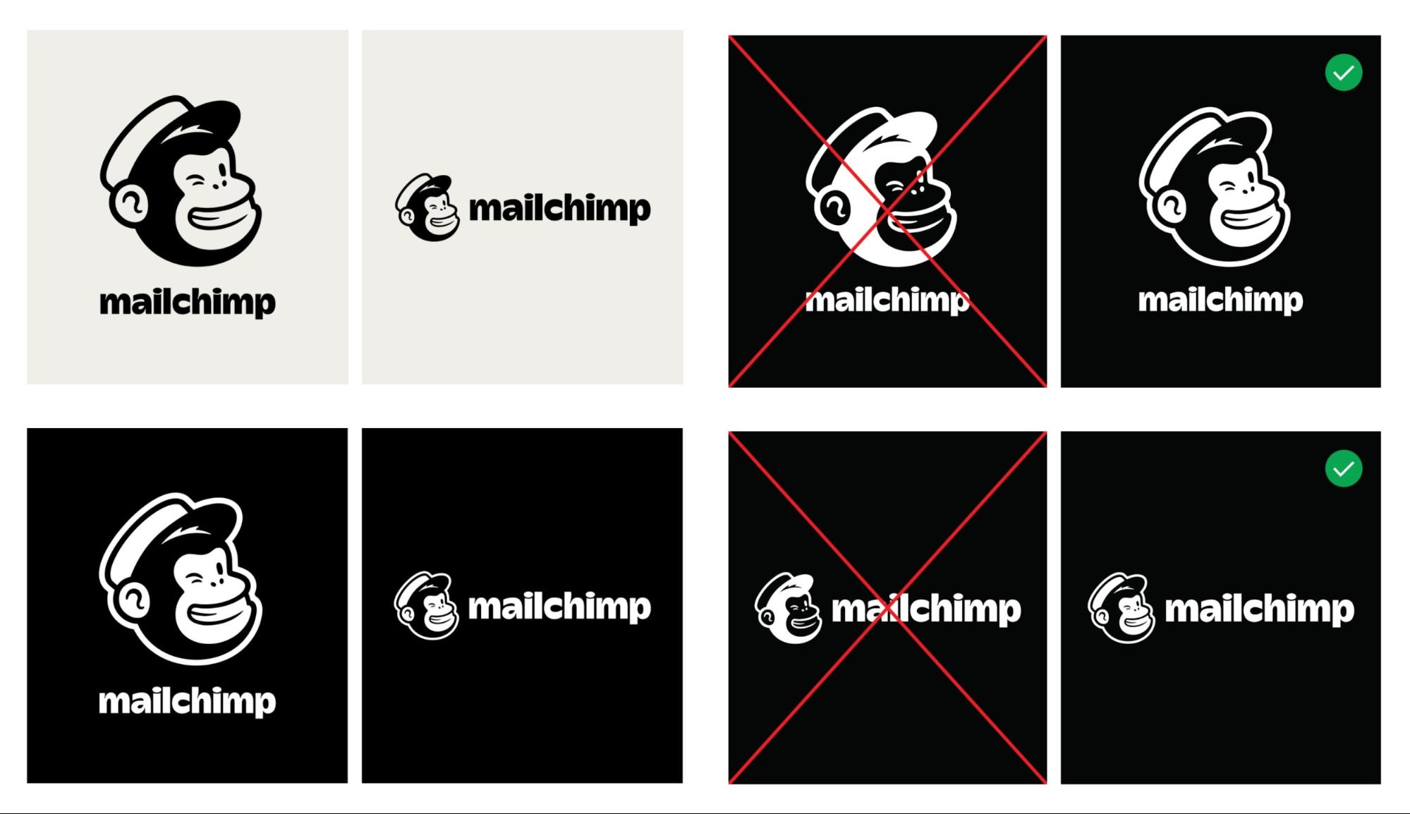 Mailchimp Logo Brand Guidelines Example