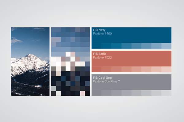 Modern Color Palette Brand Guidelines Example