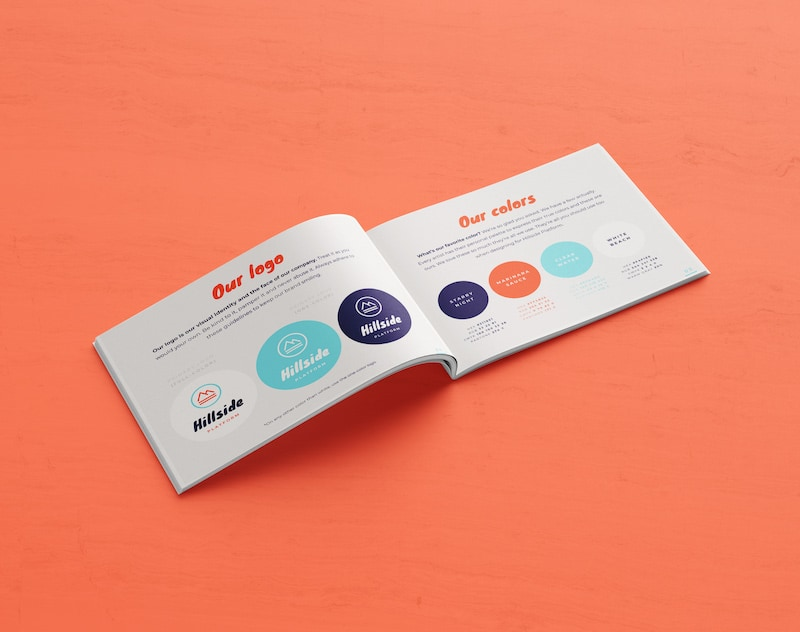 Muted Business Brand Guidelines Template2