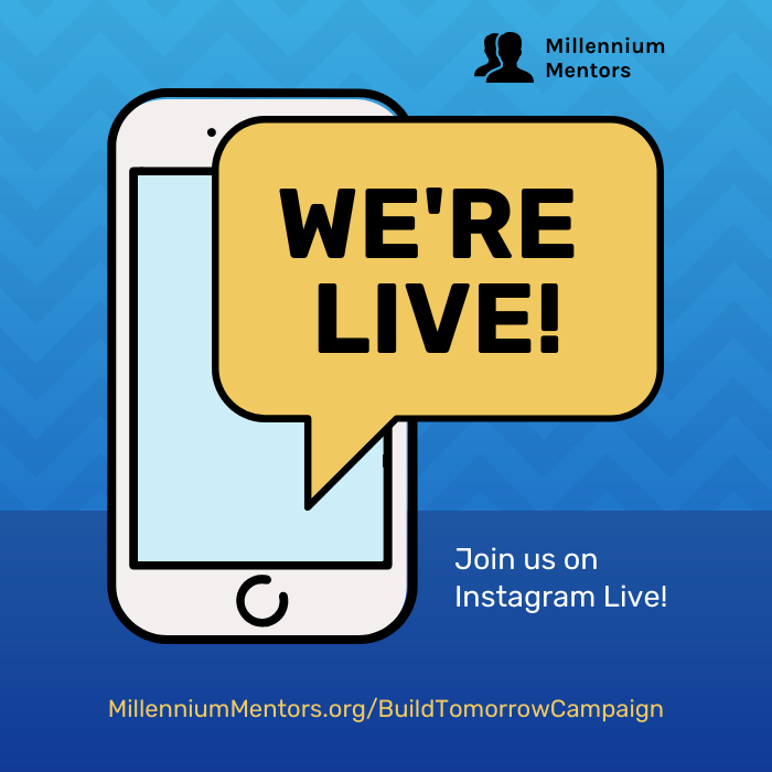 Nonprofit Live IG Template