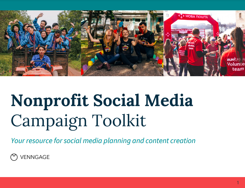 Giving Tuesday Campaign Example Nonprofit Social Media Campaign Toolkit