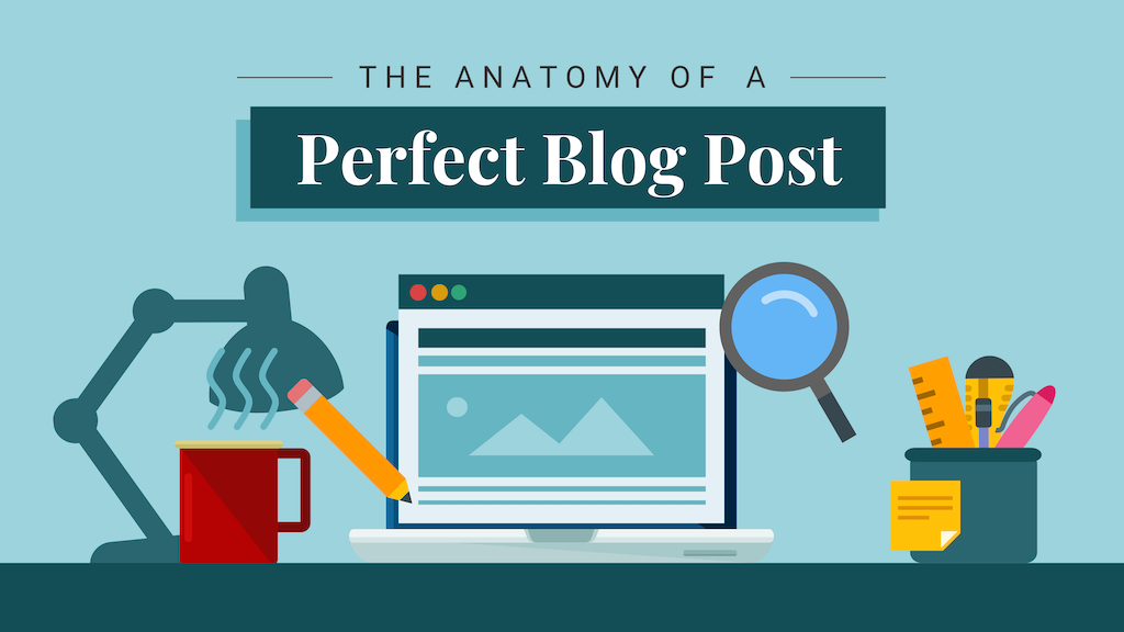Anatomy of the Perfect Blog Header - Blogging Tips