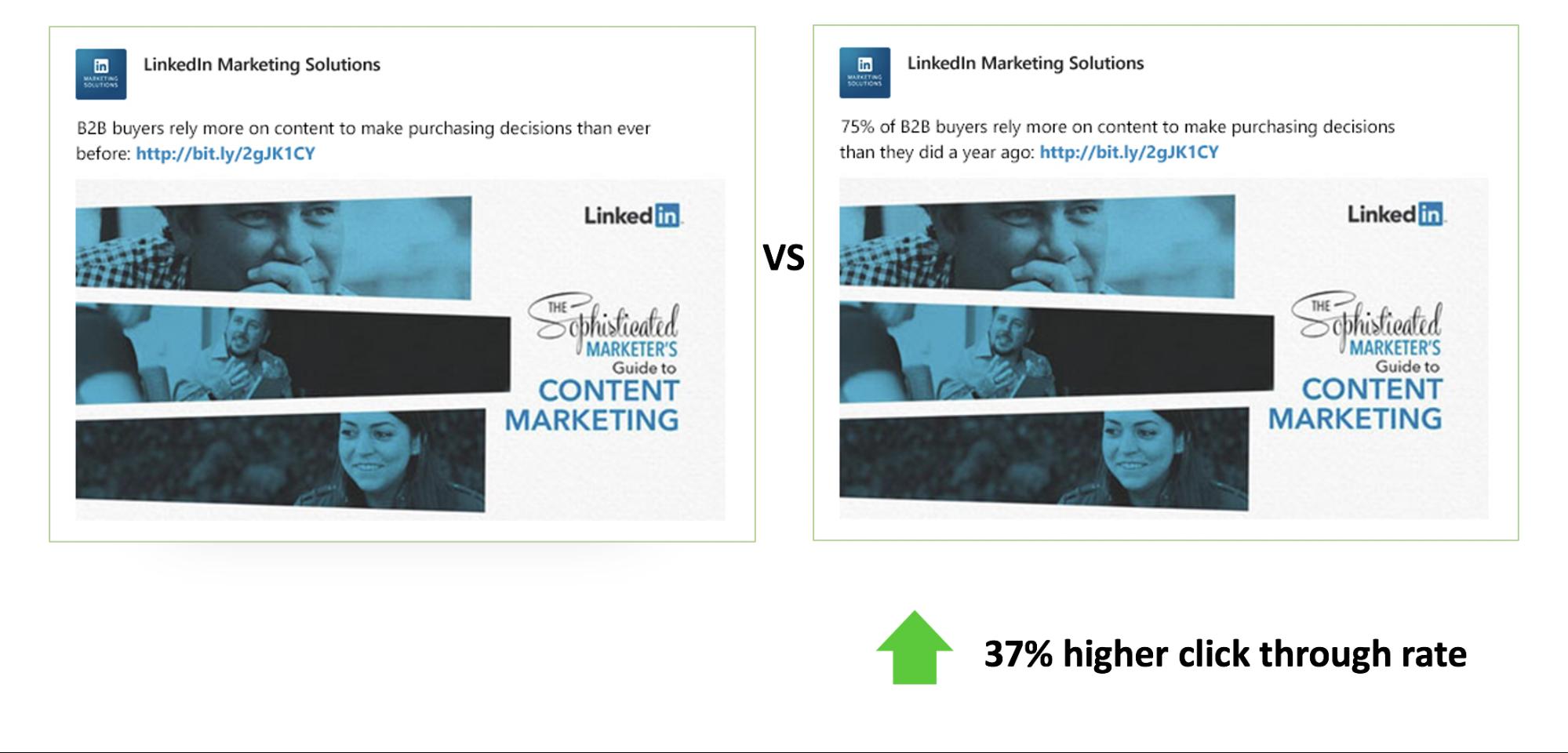 statistics blogging tips