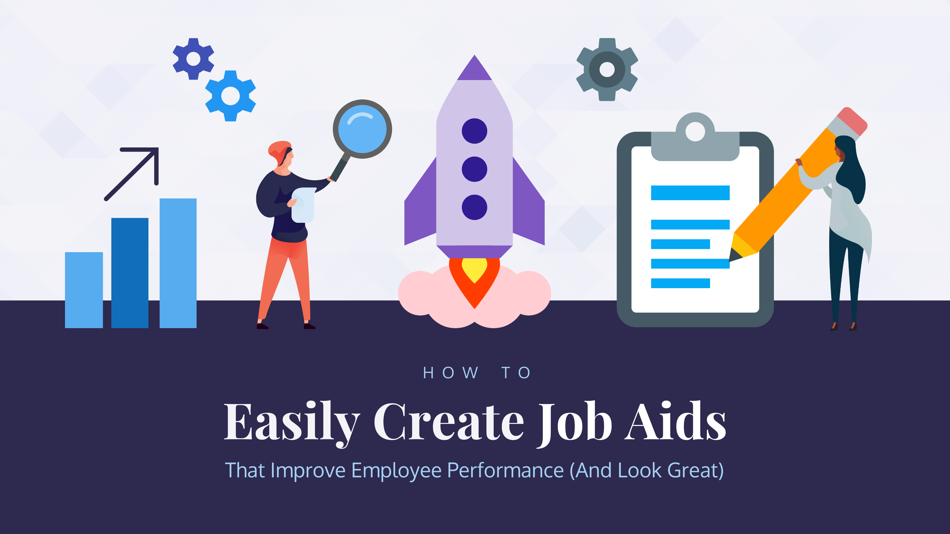 Job Aid Template Blog Header