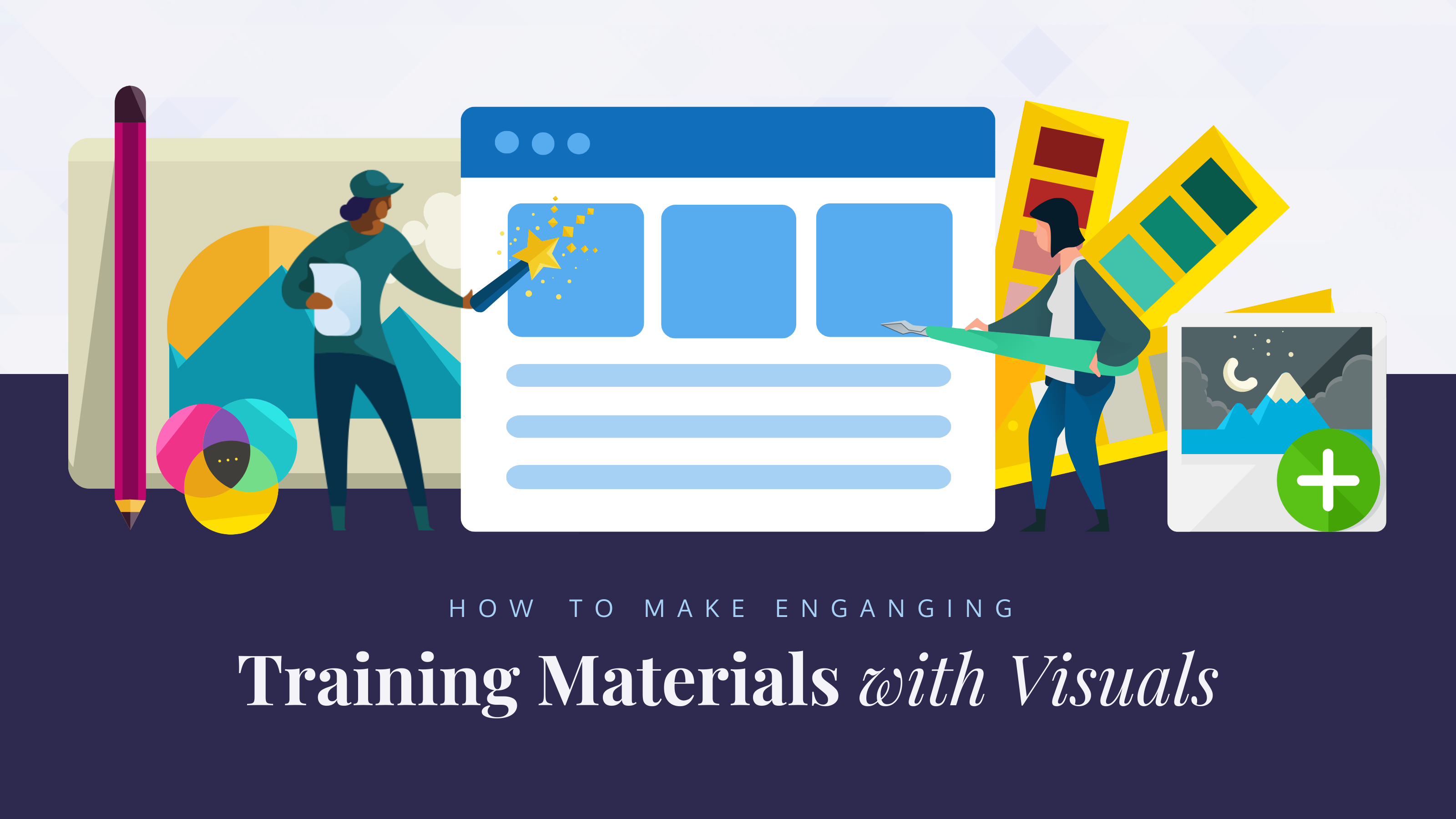 Training Materials Blog Header
