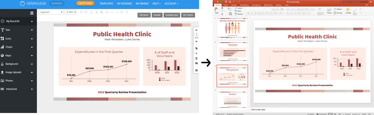 venngage-powerpoint