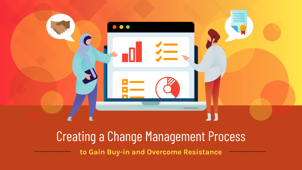 Change Management Process Blog Header
