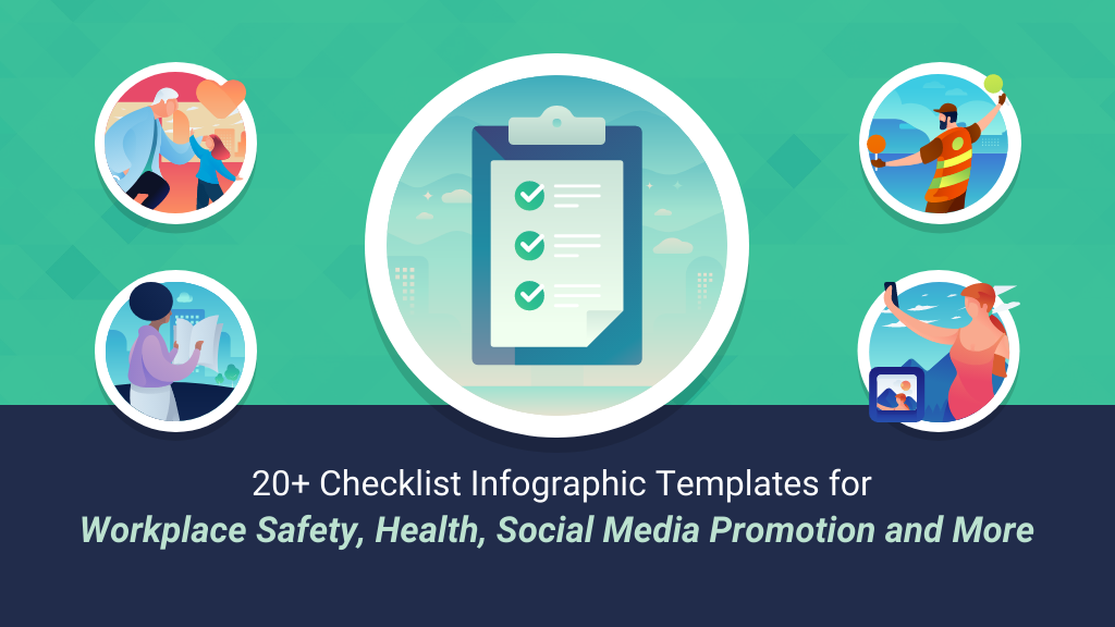 Checklist Infographic Blog Header