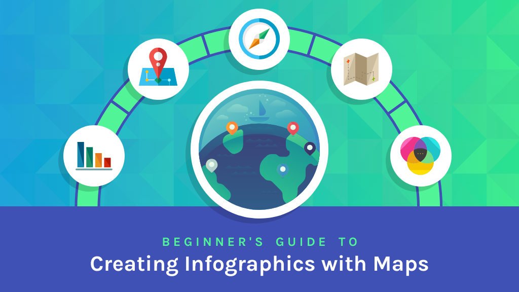 Beginner's guide to Map Infographic