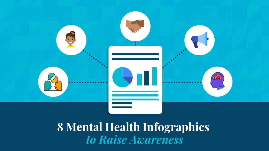 Mental Health Infographic Blog Header