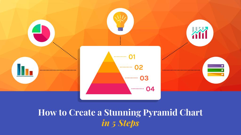 Pyramid Chart Infographic Blog Header