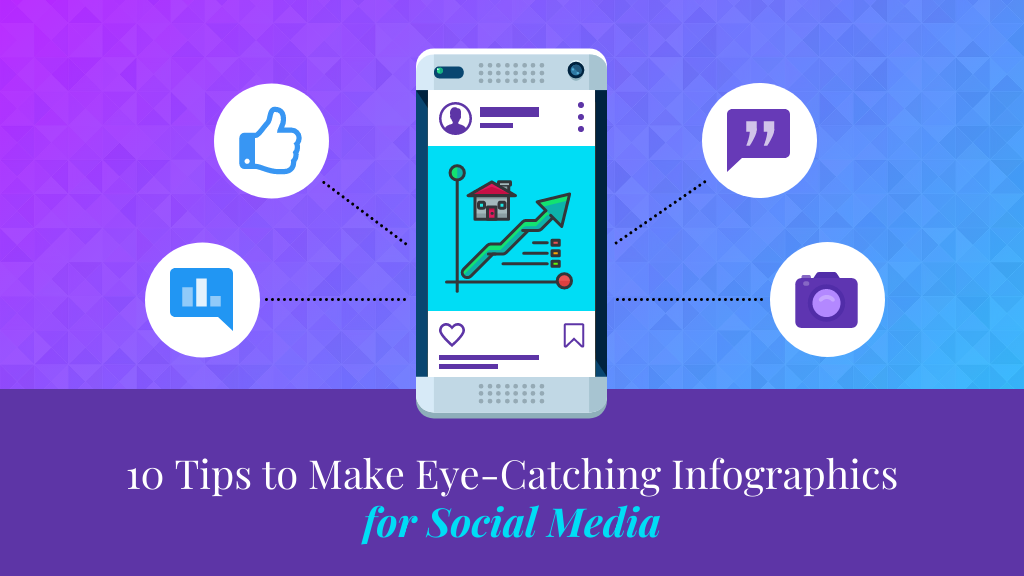 Social Media Infographic Blog Header