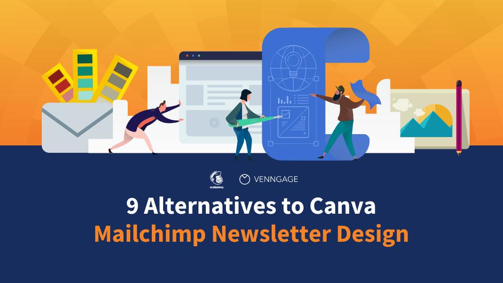 Alternatives to Canva Mailchimp Integration Newsletter Integration Blog Header