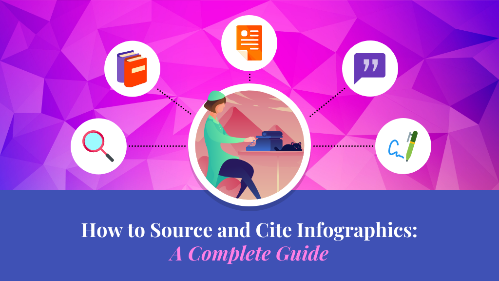How to cite an infographic