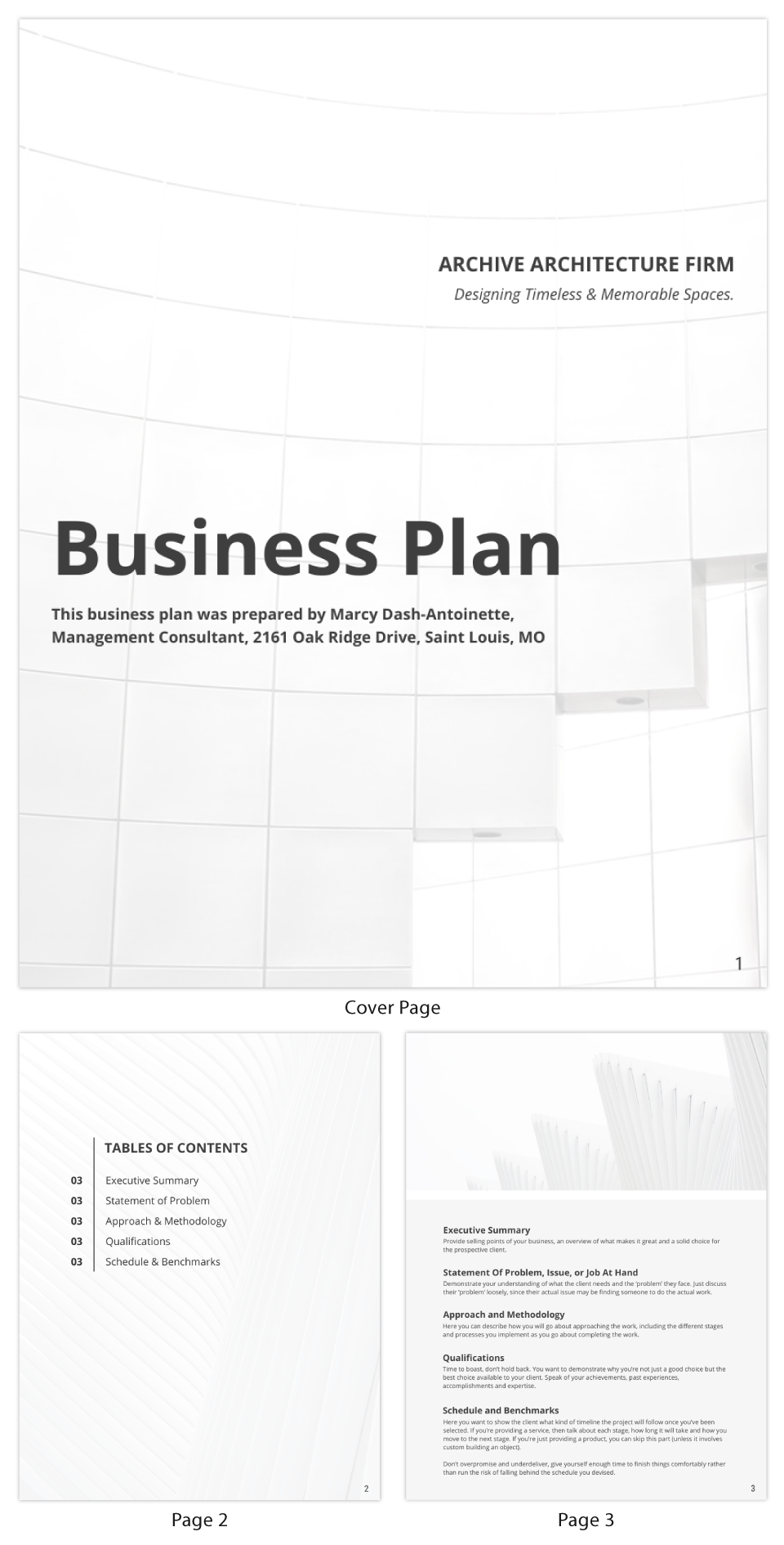 How To Create A Business Plan 7 Business Plan Templates