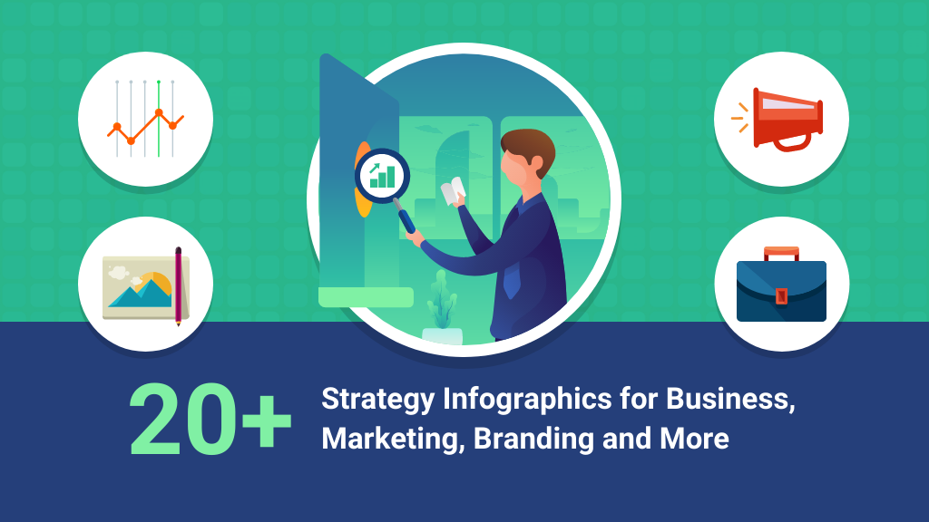 Strategy Infographic Blog Header