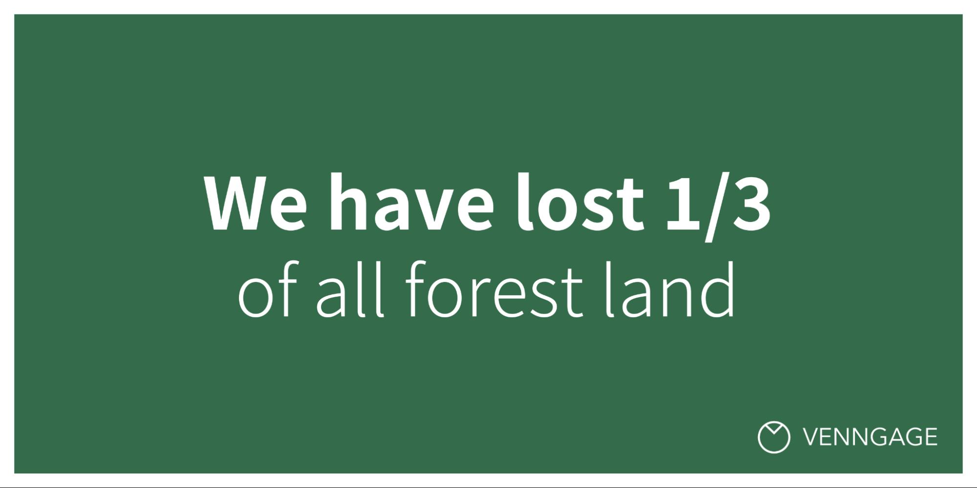 Deforestation Data Story