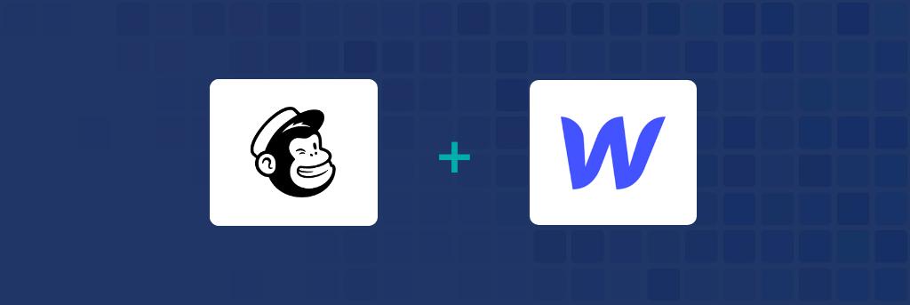 Mailchimp Webflow integration