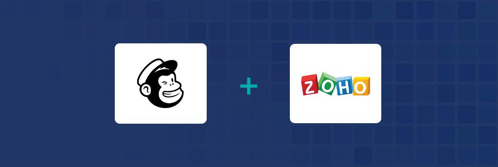 Mailchimp Zoho integration