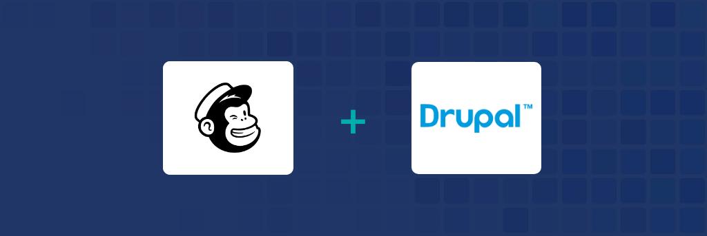 Mailchimp Drupal integration