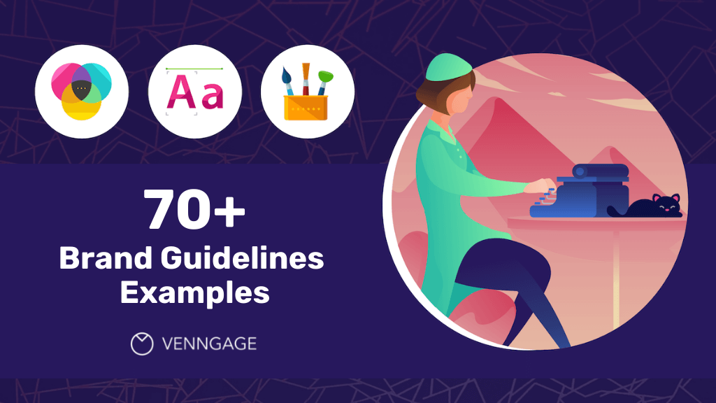 70+ Brand Guidelines Templates, Examples & Tips For Consistent Branding Blog Header
