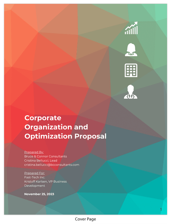 Contrast Business Consulting Proposal Template_Venngage